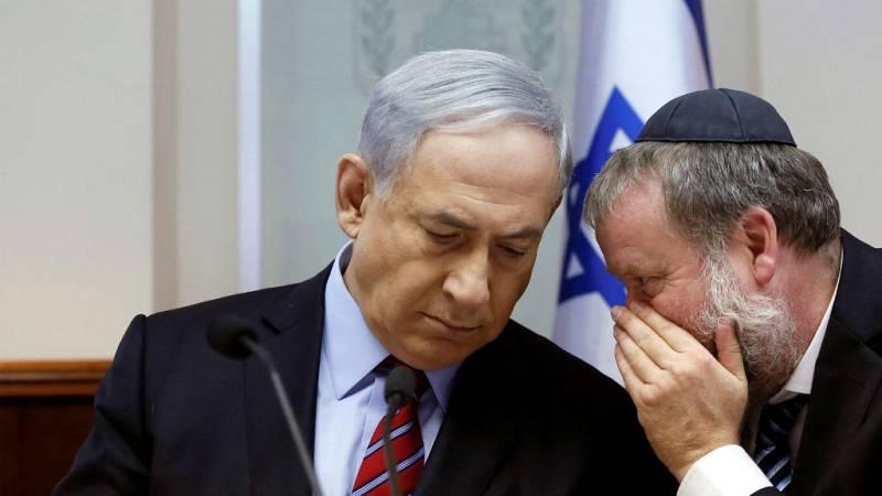 Netanyahu, a un paso de ser imputado por corrupción - escuchar ahora