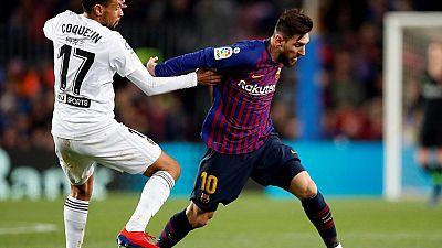 Tablero deportivo - Los goles de la clasificacióna a la final de la Copa del Rey - Escuchar ahora