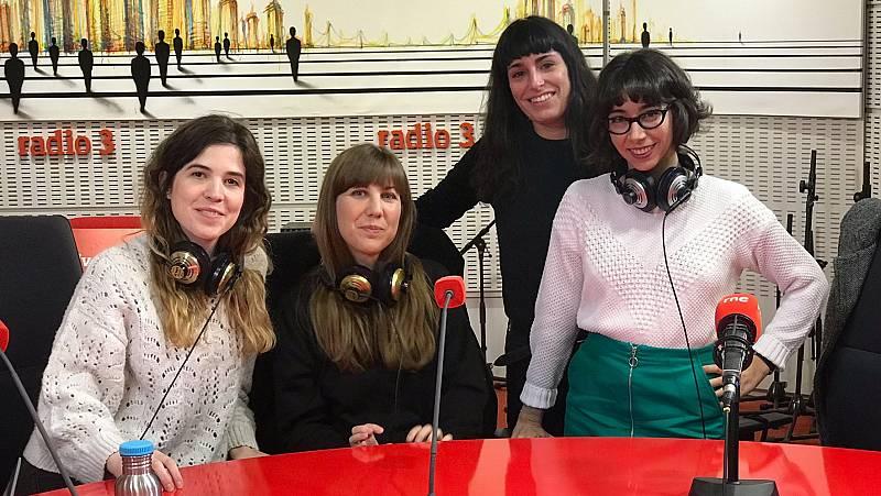 Hoy empieza todo con Marta Echeverría - Entrevista a Las Odio - 04/03/19