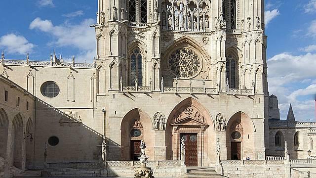 Una catedral inclusiva en el 800 aniversario con la ONCE