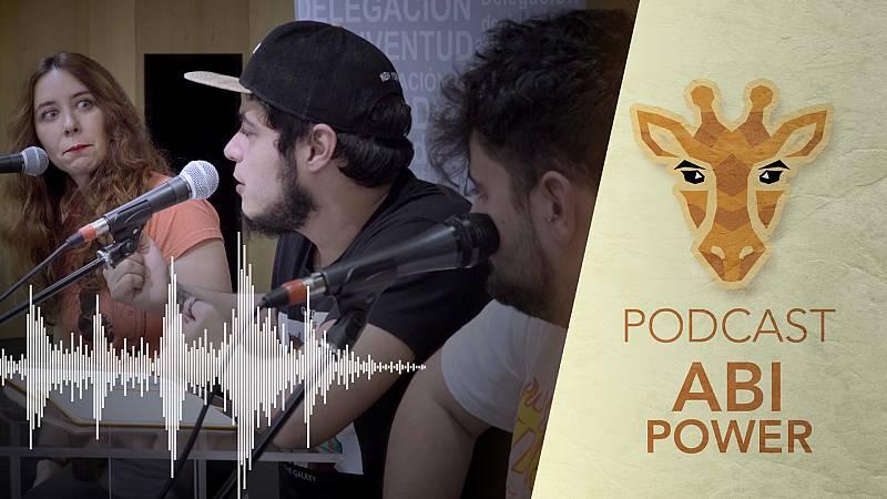 Jirafas, el podcast - Escucha ya el podcast de Jirafas con Abi Power