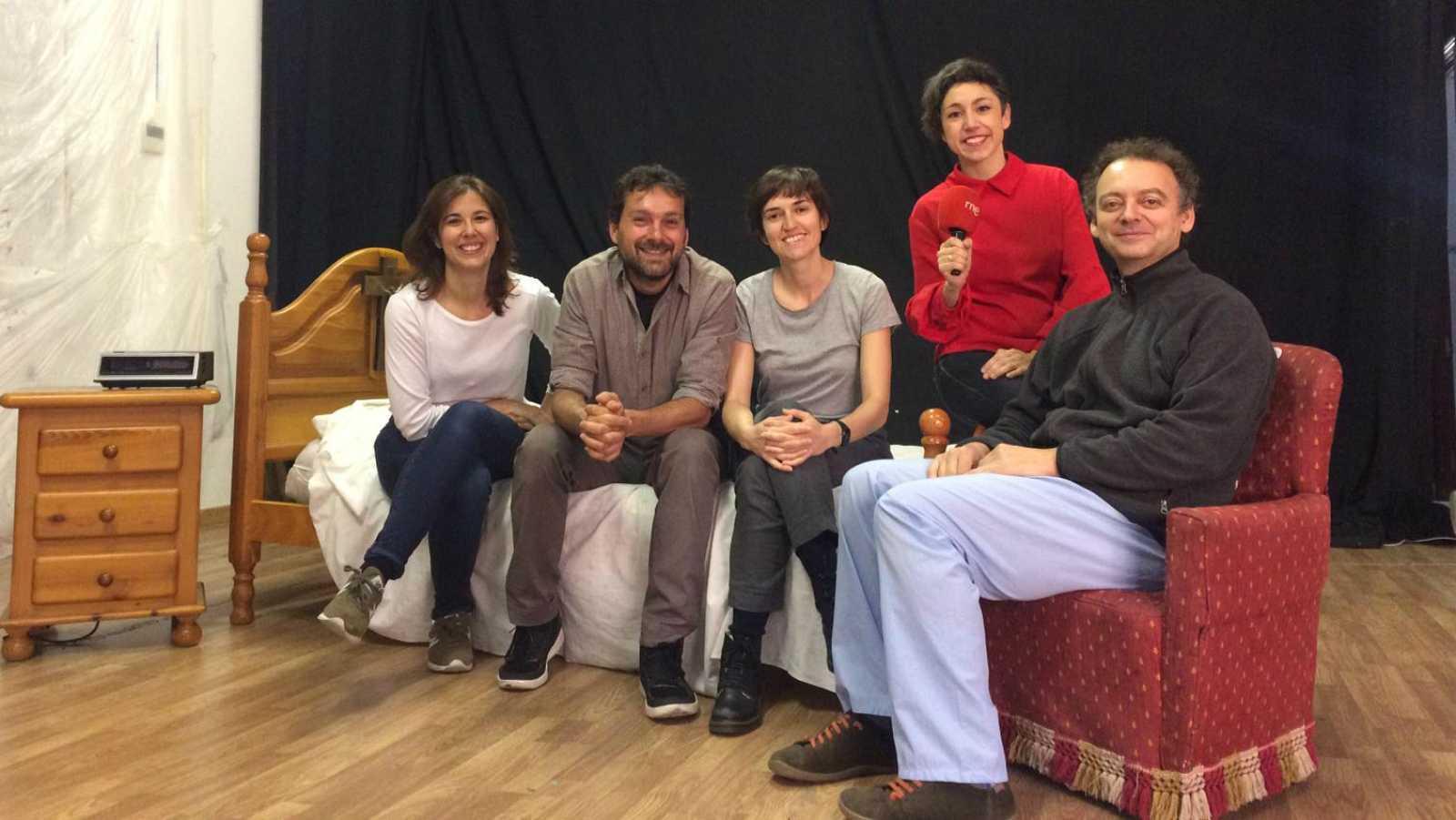 La sala - 'Las peladas', por Noemí Martínez - 07/03/19 - Escuchar ahora