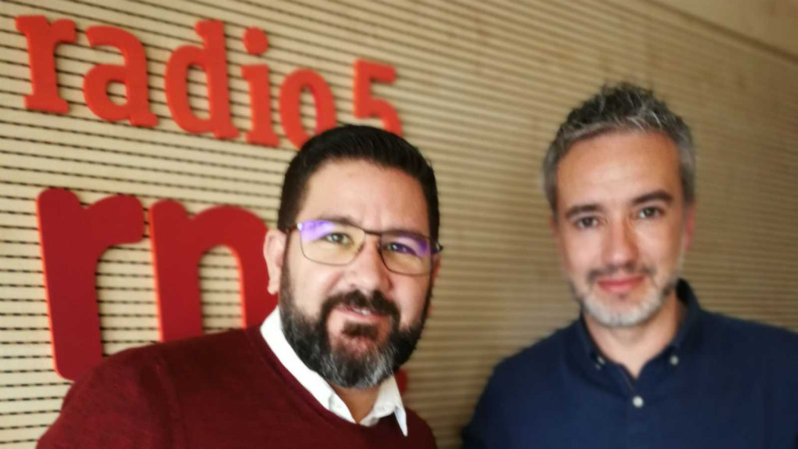 Todo Noticias - Mañana - Nos metemos en la cocina con Dani García - Escuchar ahora