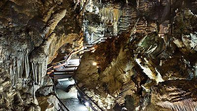 Memoria de delfín - Cuevas: tesoros bajo tierra - 09/03/19 - escuchar ahora