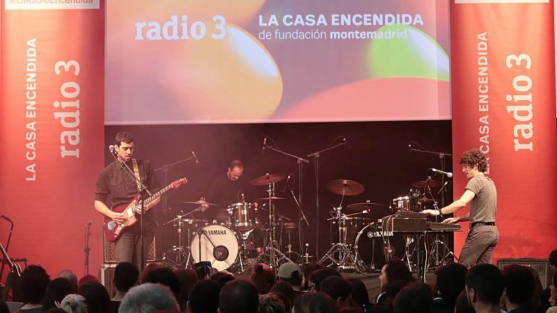 La Radio Encendida - The Levitans - 10/03/19 - escuchar ahora