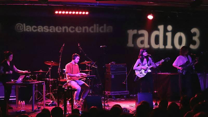 La Radio Encendida - Mow - 10/03/19 - escuchar ahora