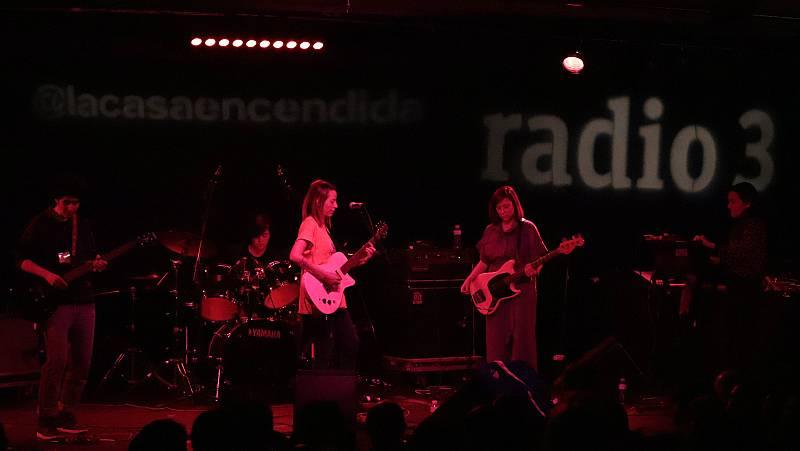 La Radio Encendida - Patio Rosemary - 10/03/19