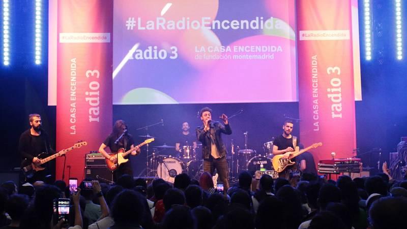 La Radio Encendida - Shinova - 10/03/19