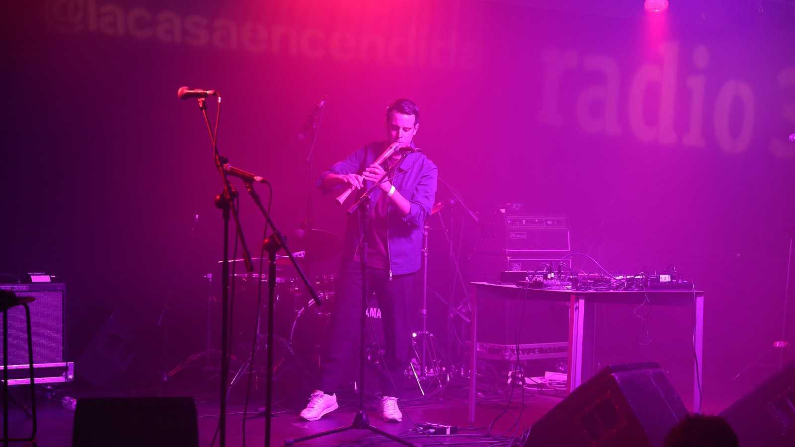 La Radio Encendida - Baiuca - 10/03/19 - escuchar ahora