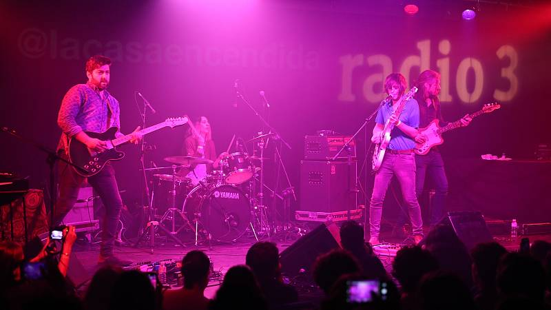 La Radio Encendida - Rufus T. Firefly - 10/03/19 - escuchar ahora