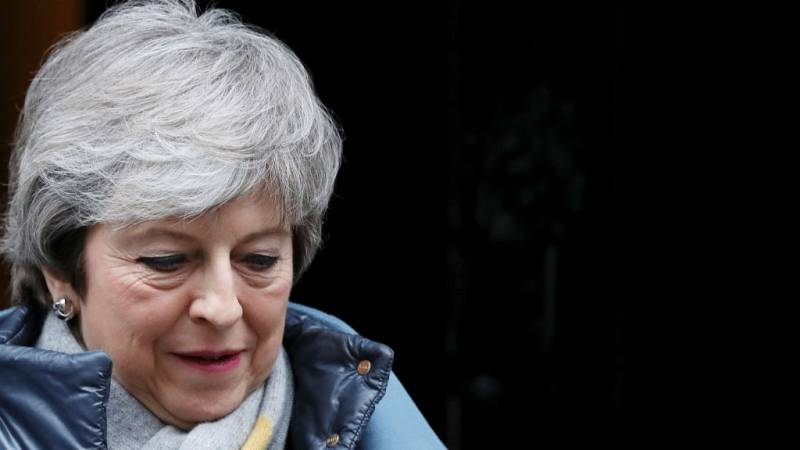 Boletines RNE - Jarro de agua fría del fiscal general británico al último texto pactado entre May y Juncker - Escuchar ahora