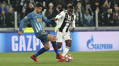 Tablero deportivo - Los goles del Juventus 3 Atlético de Madrid 0 - Escuchar ahora