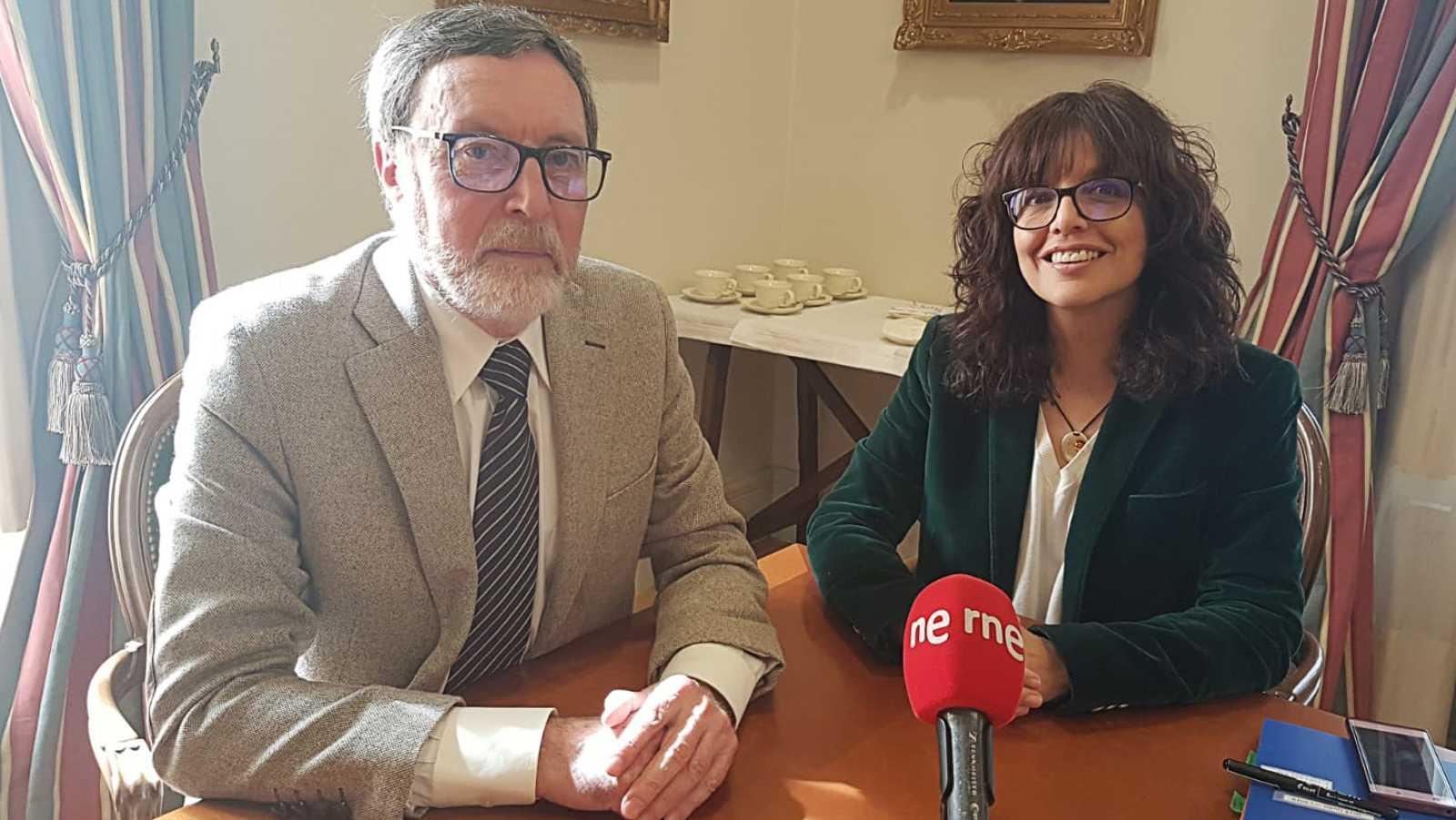 Un idioma sin fronteras - El Corpes XXI, con Guillermo Rojo - 13/03/19 - escuchar ahora