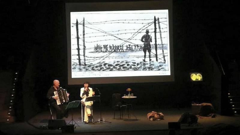 Memoria en canciones de los refugiados españoles - Escuchar ahora