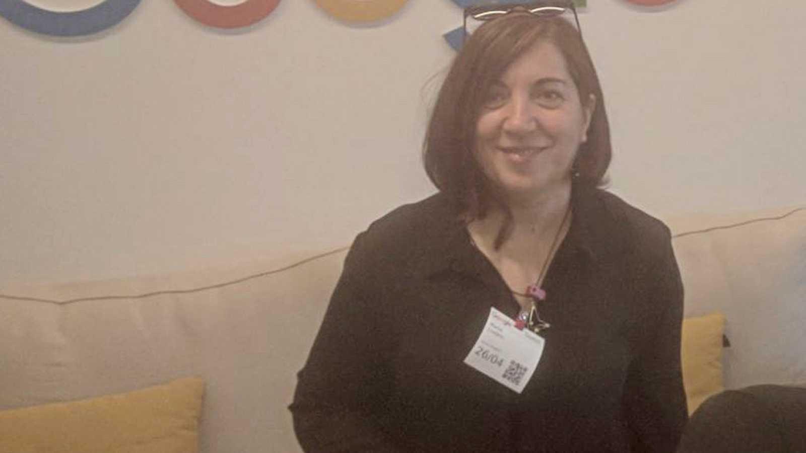 Punto de enlace - 'Aprendizaje de lenguas e inclusión', proyecto de María Lozano en Roma - 14/03/19 - escuchar ahora