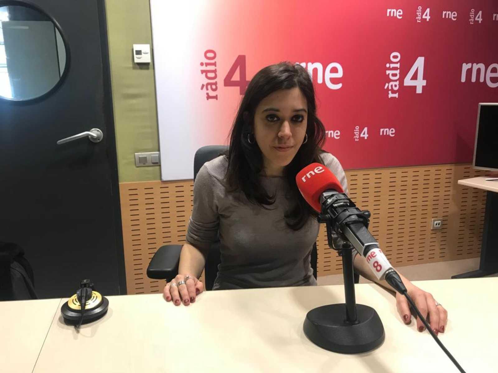El matí a Ràdio 4 - Entrevista Anna Saliente, candidata per la CUP a l'Alcaldia de Barcelona