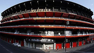 Tablero deportivo - Tablero deportivo desde Mestalla - Escuchar ahora