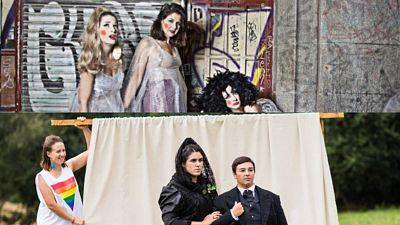 La sala - Teatreras como A Panadaría y Las niñas de Cádiz y Miguel Rabaneda, que cuenta con nosotros - 24/03/19 - escuchar ahora