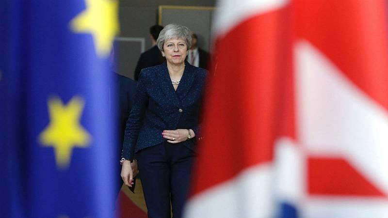 14 horas - May se complica el camino para un acuerdo del 'Brexit' - Escuchar ahora