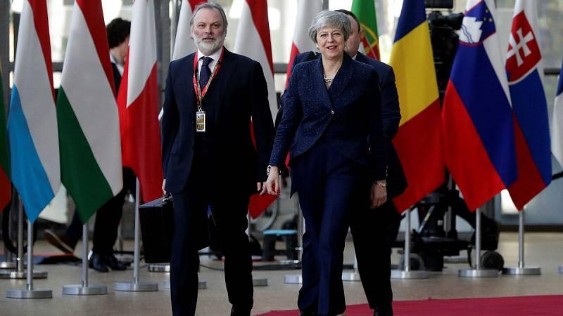14 horas - Los líderes de la UE debaten la prórroga del 'Brexit' - Escuchar ahora