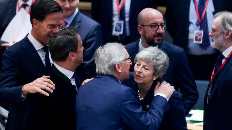 24 horas - May insiste ante los Veintisiete en la prórroga del 'Brexit' - Escuchar ahora