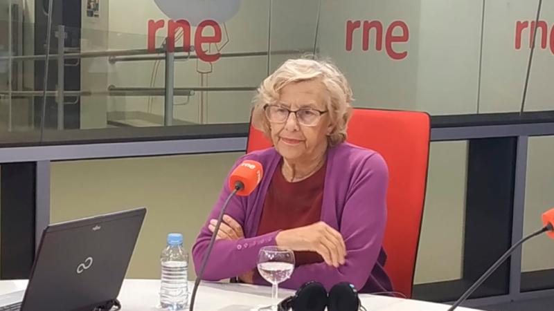 """Las mañanas de RNE con Íñigo Alfonso - Carmena dice que su tándem con Errejón es """"absolutamente coyuntural""""  - Escuchar ahora"""