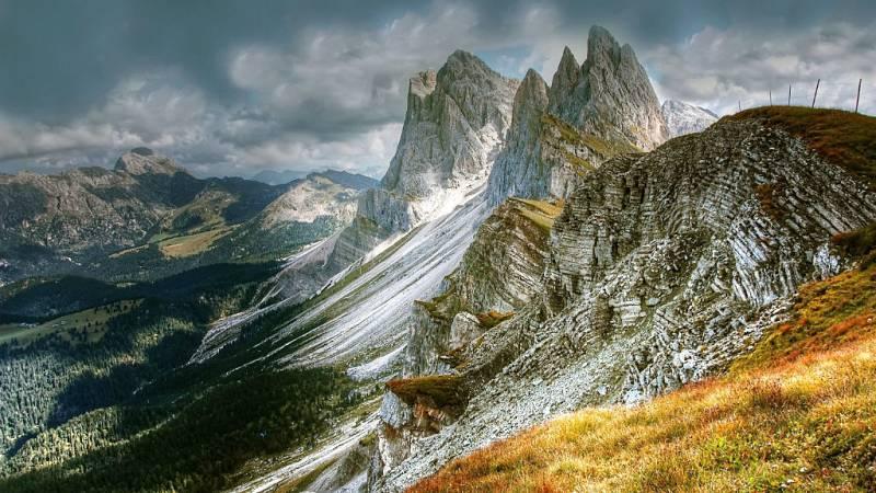 Nómadas - Dolomitas, la Italia de riscos pálidos - 23/03/19 - Escuchar ahora