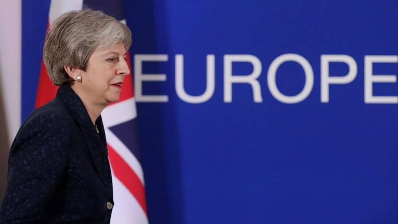 14 horas - La encrucijada de Theresa May tras la prórroga del 'Brexit' - Escuchar ahora