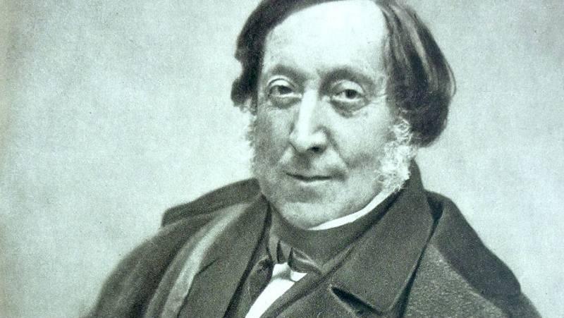 En clave de 5 - Gioachino Rossini - 23/03/19 - Escuchar ahora
