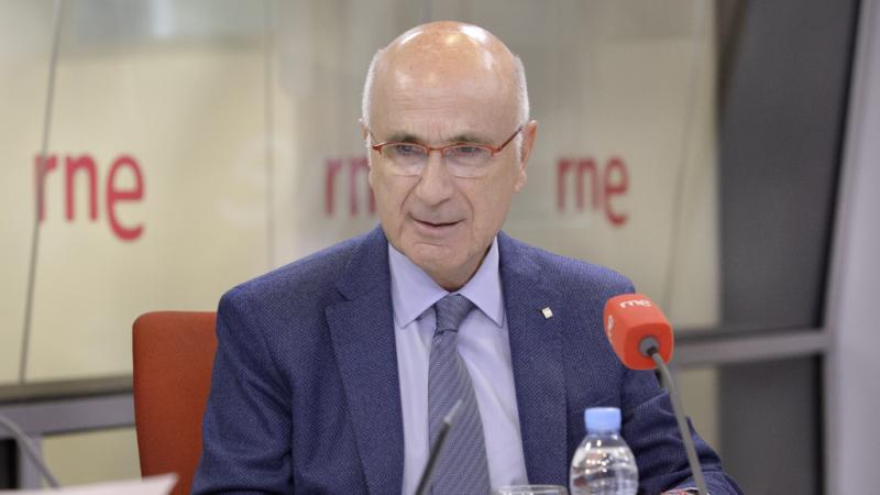"""Las mañanas de RNE - Duran i Lleida en RNE: """"El 'procés' es un fracaso colectivo"""" - Escuchar ahora"""