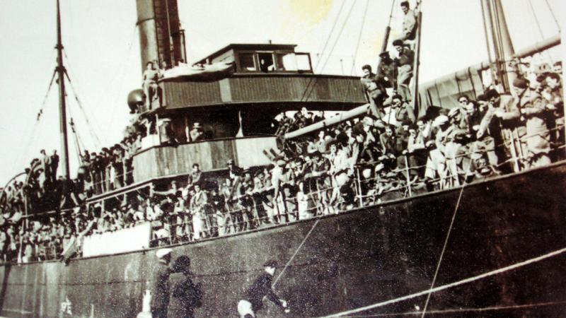 80 años de exilio: Stanbrook, el barco de la vida - Escuchar ahora