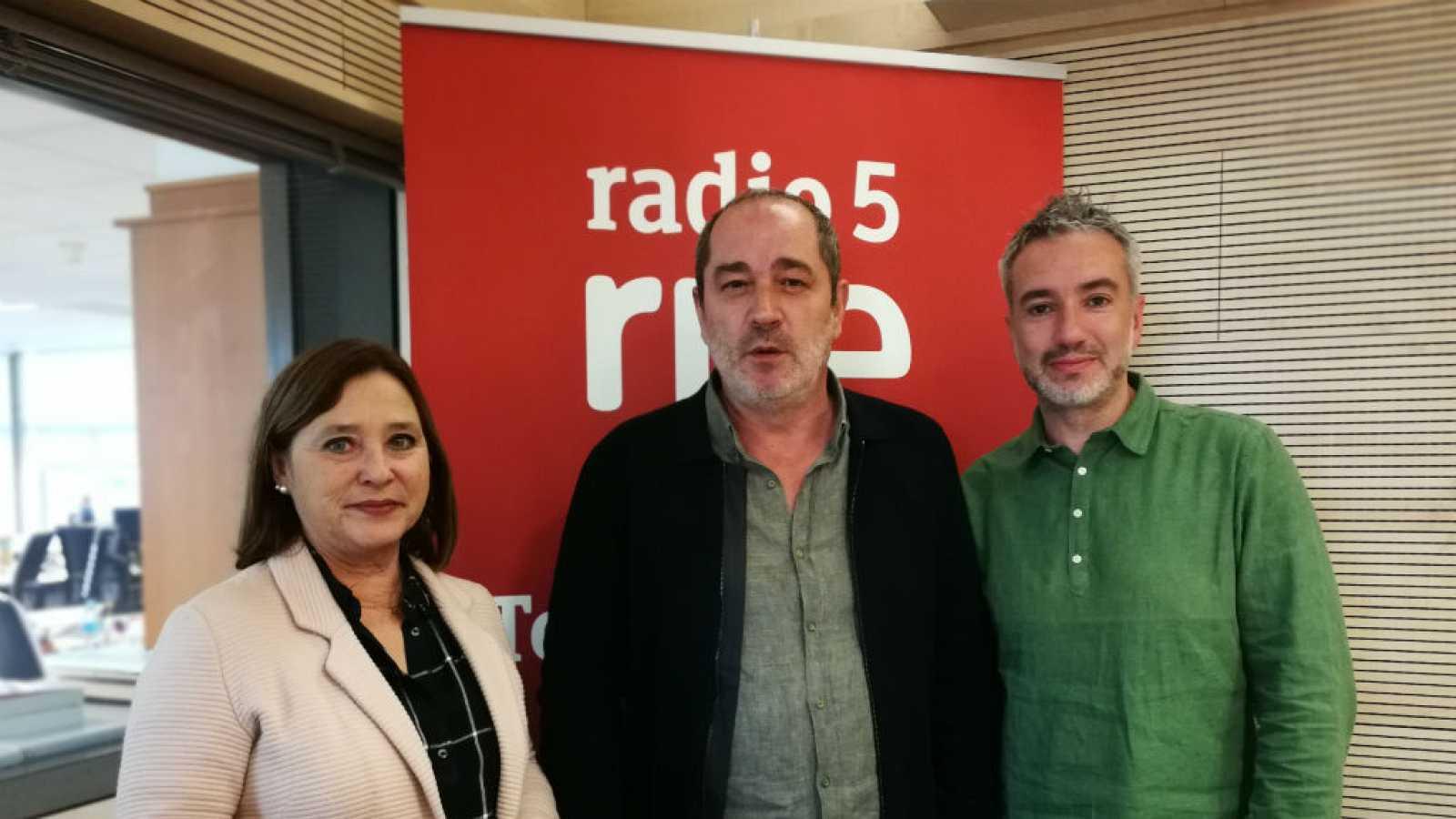 """25 años de Radio 5 - Fernando Martín, director: """"Queremos revitalizar el apellido Todo Noticias"""" - Escuchar ahora"""