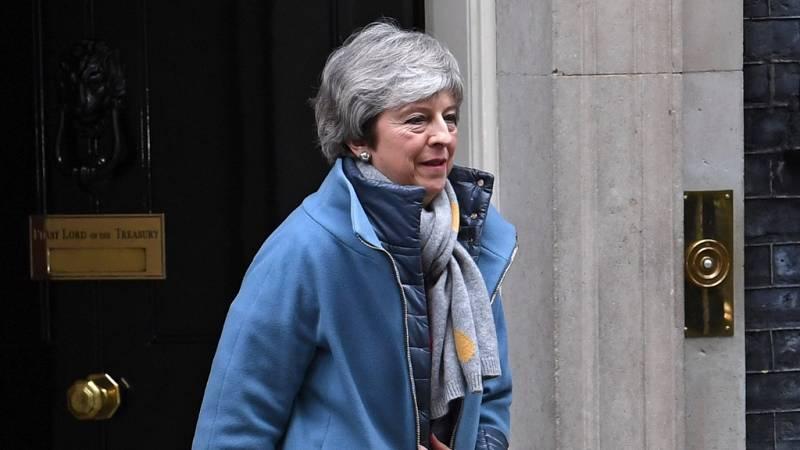 14 horas - Muchas incógnitas tras la reunión de May con sus ministros - Escuchar ahora