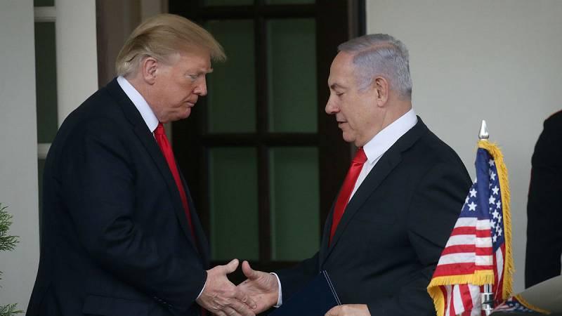24 horas - La comunidad internacional rechaza la soberanía israelí sobre los Altos del Golam - Escuchar ahora