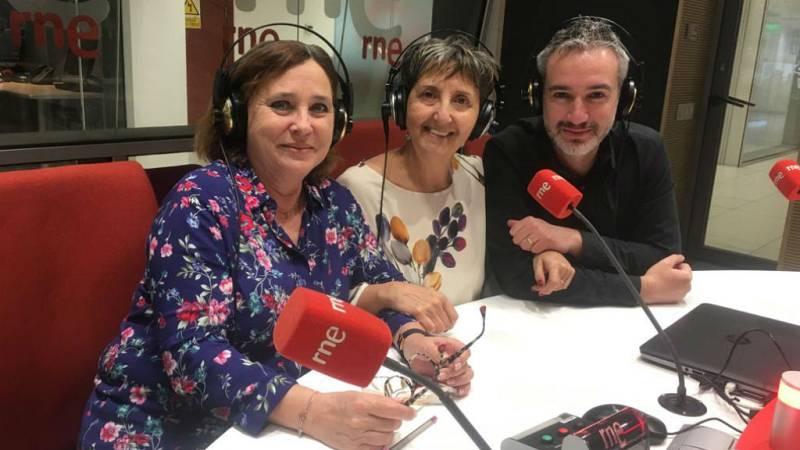 25 años de Radio 5 - Ana Rosa Alonso excoordinadora recuerda el ritmo trepidante y las carreras por los pasillos - Escuchar ahora