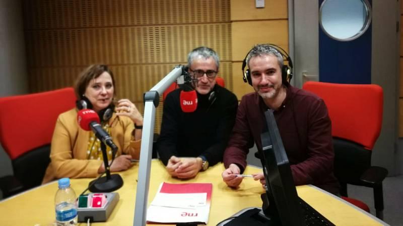 """25 años de Radio 5 - Juan Carlos Morales exdirector: """"Fundamental para mí profundizar en el análisis"""" - Escuchar ahora"""