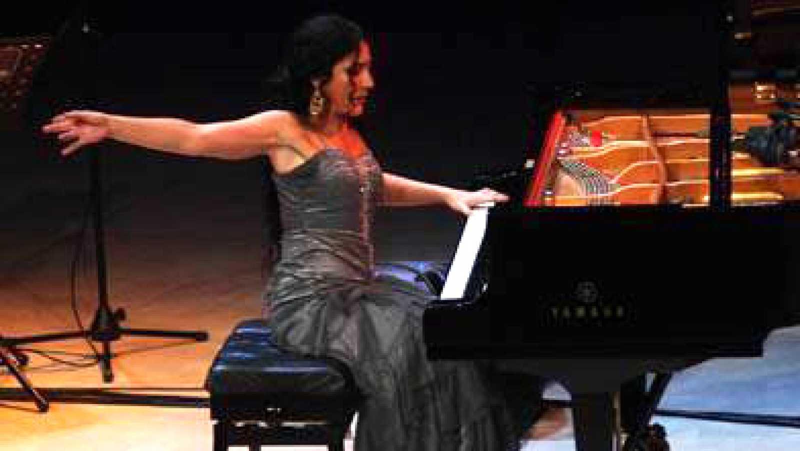 Giranos - Miriam Méndez: Bach se pone flamenco - 24/03/19 - escuchar ahora