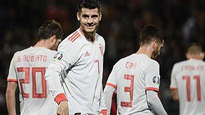 Tablero deportivo - Resumen del Malta 0 España 2 - Escuchar ahora