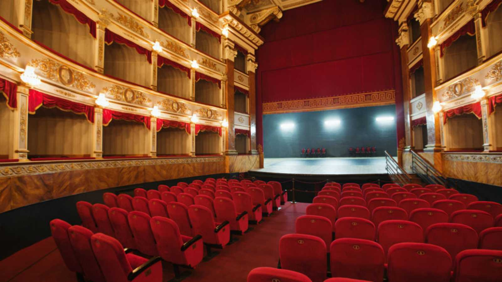 Teatroteca, más de 1500 obras de teatro gratis - escuchar ahora