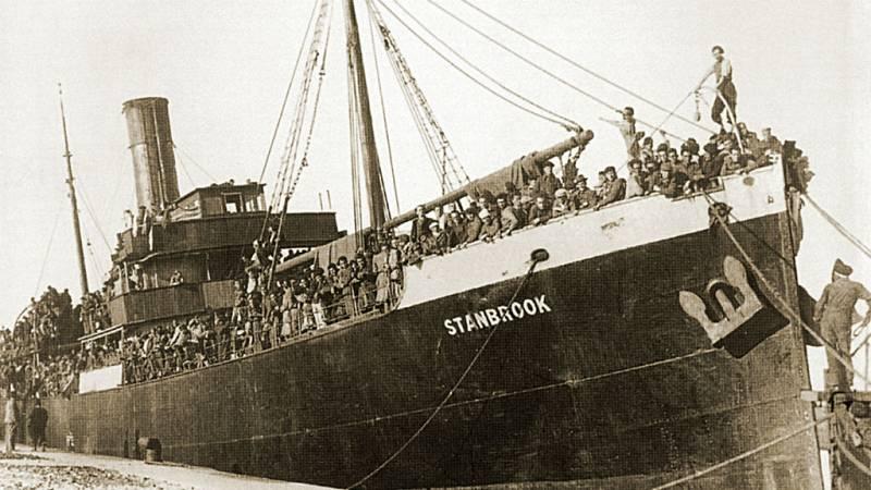 Todo Noticias - Mañana - El Stanbrook, la historia de un barco con 3.000 refugiados españoles  - Escuchar ahora