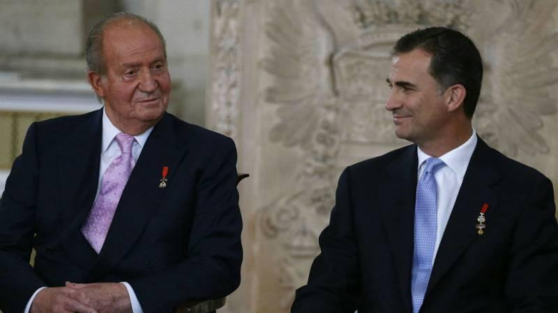 25 años de Radio 5 - Abdicación Rey Juan Carlos - Escuchar ahora