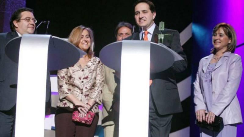 25 años de Radio 5 - Premio Ondas en 2004 - Escuchar ahora