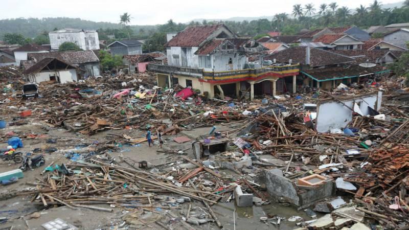 25 años de Radio 5 - Tsunami de Indonesia de 2004 - Escuchar ahora