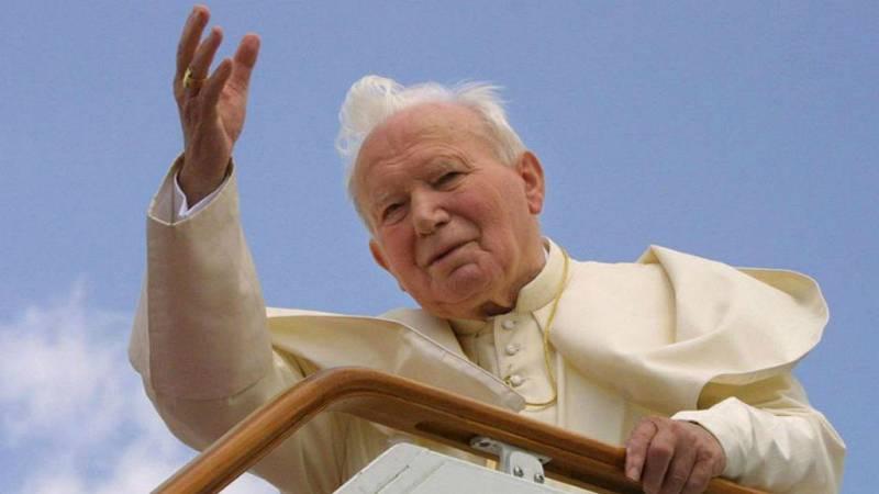 25 años de Radio 5 - La figura de Juan Pablo II - Escuchar ahora