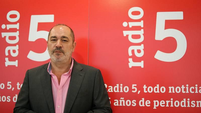 """Las mañanas de RNE con Íñigo Alfonso - Fernando Martín, director de R5: """"La radio pública es hoy más necesaria que nunca"""" - Escuchar ahora"""