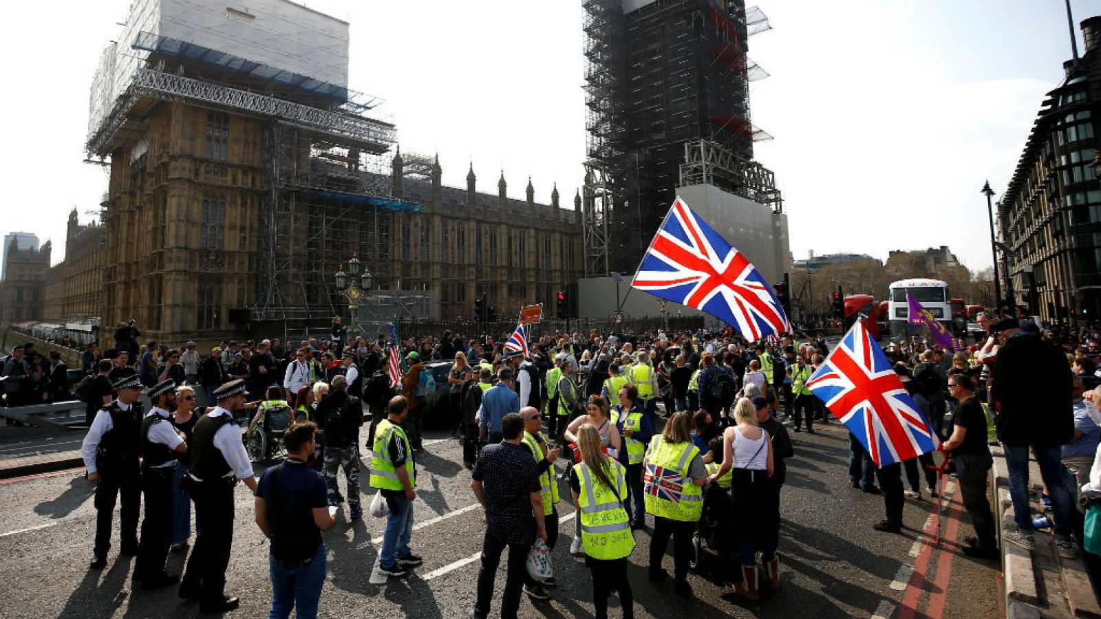 Las mañanas de RNE con Íñigo Alfonso - El 'brexit' vuelve a ser protagonista en el Parlamento británico - Escuchar ahora