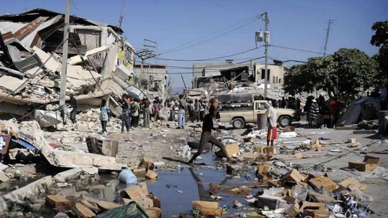 25 años de Radio 5 - Haití, sumido en el desastre - Escuchar ahora