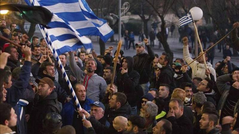 25 años de Radio 5 - La crisis griega - Escuchar ahora