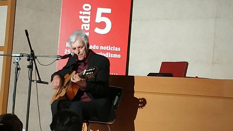 """Todo Noticias - Mañana - Kiko Veneno en R5: """"Las nuevas tecnologías han afectado mucho al músico"""" - Escuchar ahora"""