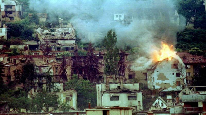 25 años de Radio 5 - El asedio de Sarajevo - Escuchar ahora